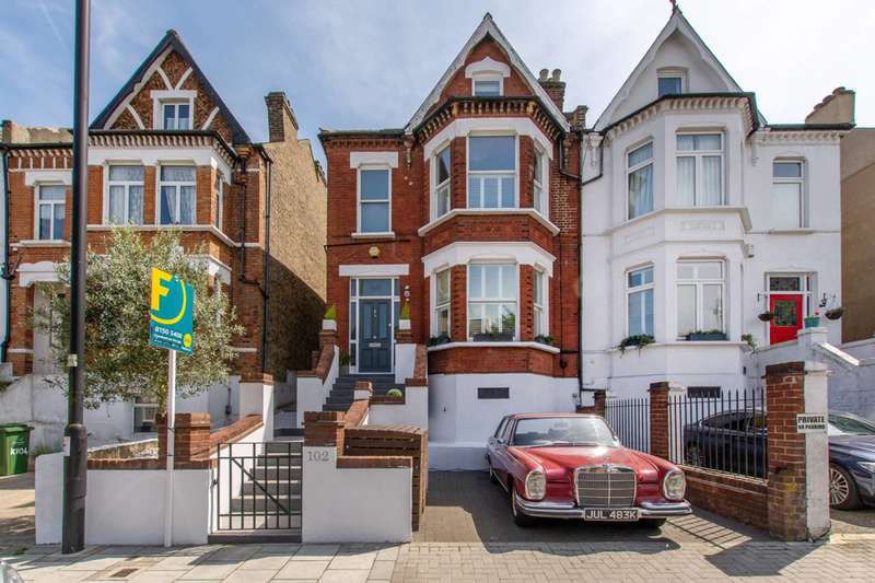 5 Bedrooms House for sale in Knollys Road, Streatham Hill, SW16