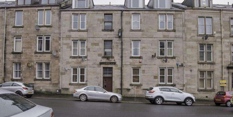 2 Bedrooms Flat for rent in South Street PA16