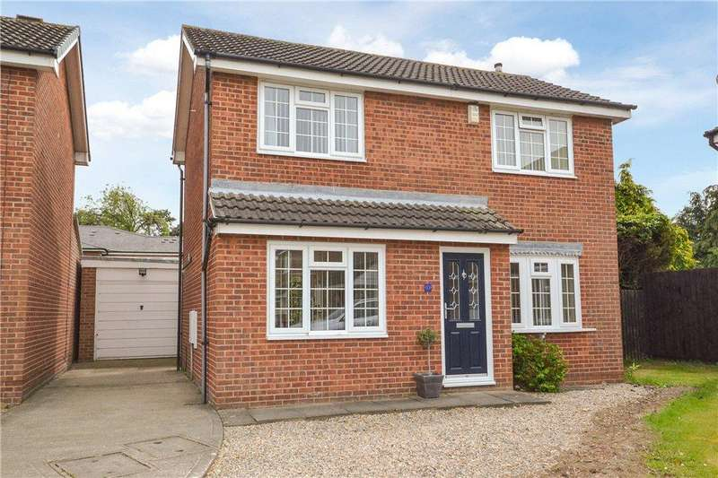 3 Bedrooms Detached House for sale in Wardell Close, Yarm, Stockton-On-Tees
