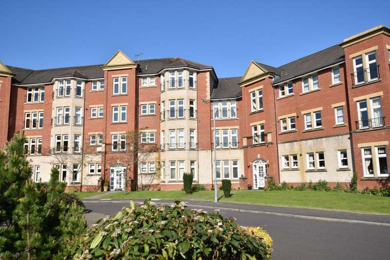 2 Bedrooms Apartment Flat for sale in 5E Millbrae Court, Ayr, KA7 3GT