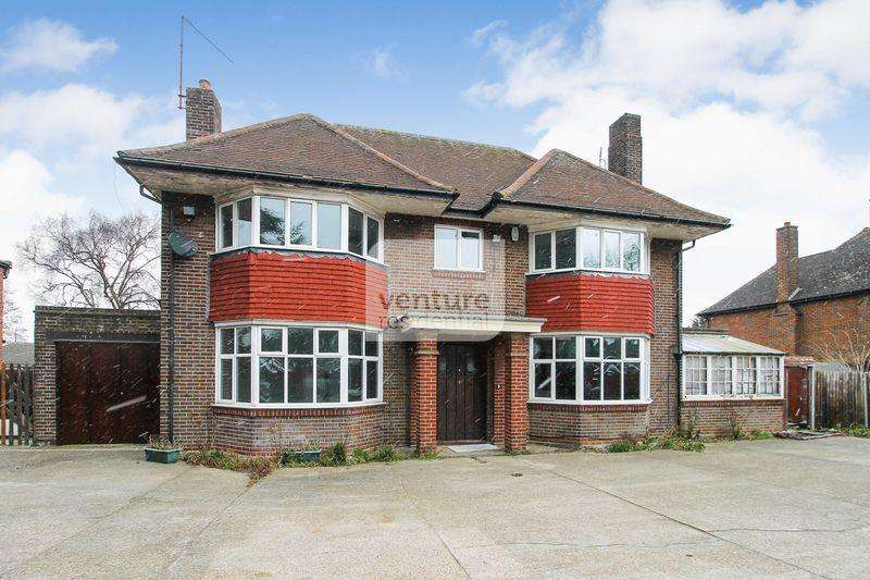 4 Bedrooms Detached House for sale in Dunstable Road, Luton