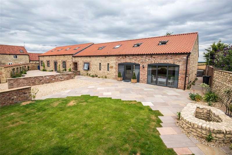 8 Bedrooms Unique Property for sale in Glebe Farm Holiday Barns, Horncastle Lane, Scampton, Lincoln, LN1