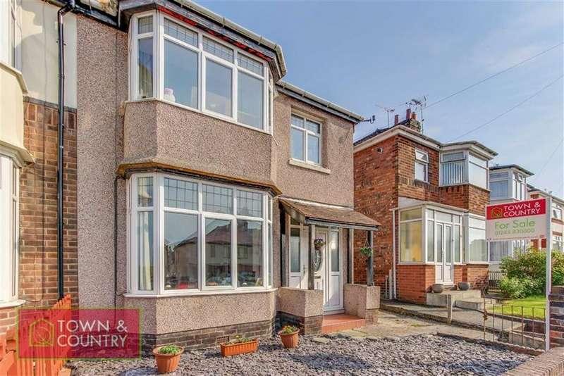 3 Bedrooms Semi Detached House for sale in Richmond Road, Connah's Quay, Deeside, Flintshire