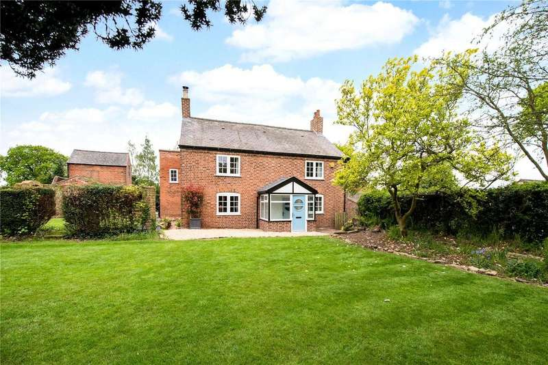 5 Bedrooms Detached House for sale in Carthagena Lane, Vicarage Lane, Gresford, Wrexham, LL12