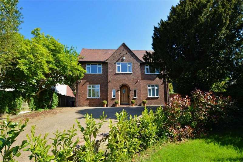 5 Bedrooms Detached House for sale in Bow Green Road, Bowdon, Cheshire, WA14