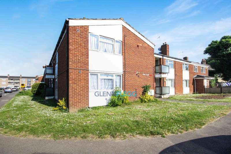 2 Bedrooms Ground Flat for sale in Langley, Slough