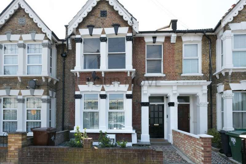 2 Bedrooms Flat for sale in Vernon Road, Leytonstone, London, E11