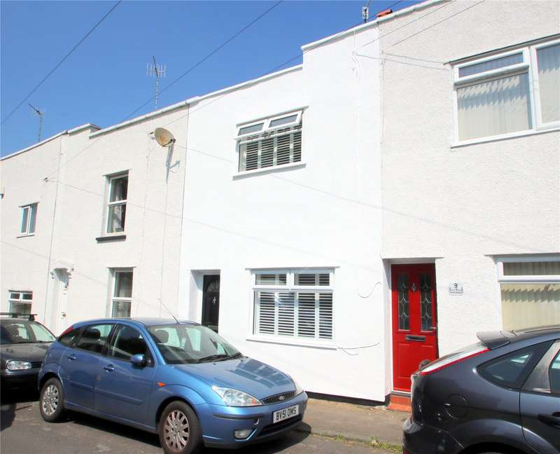 2 Bedrooms Terraced House for sale in Sion Road Bedminster Bristol BS3
