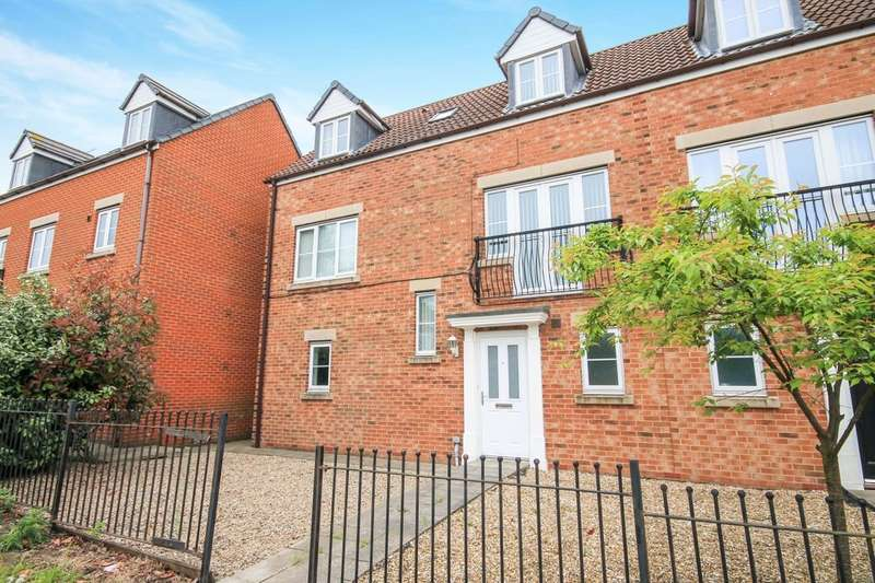 3 Bedrooms Semi Detached House for sale in Ambleside Court, Chester Le Street, DH3