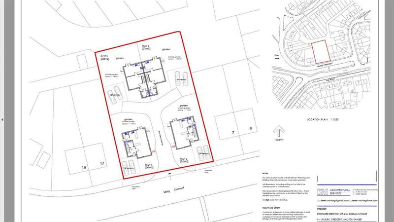 Land Commercial for sale in Milrig Crescent, GALSTON SITE, Kilmarnock