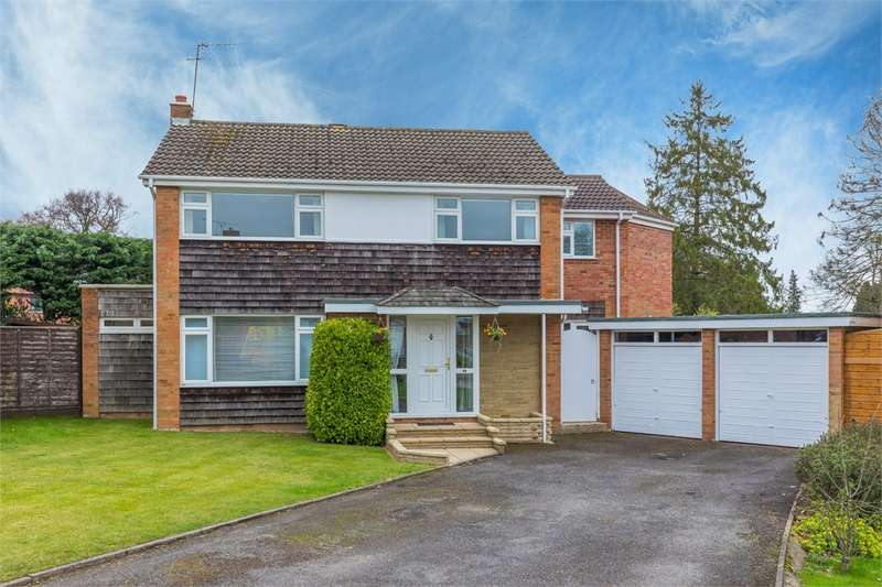 5 Bedrooms Detached House for sale in Meadowcroft, Chalfont St Peter, Buckinghamshire