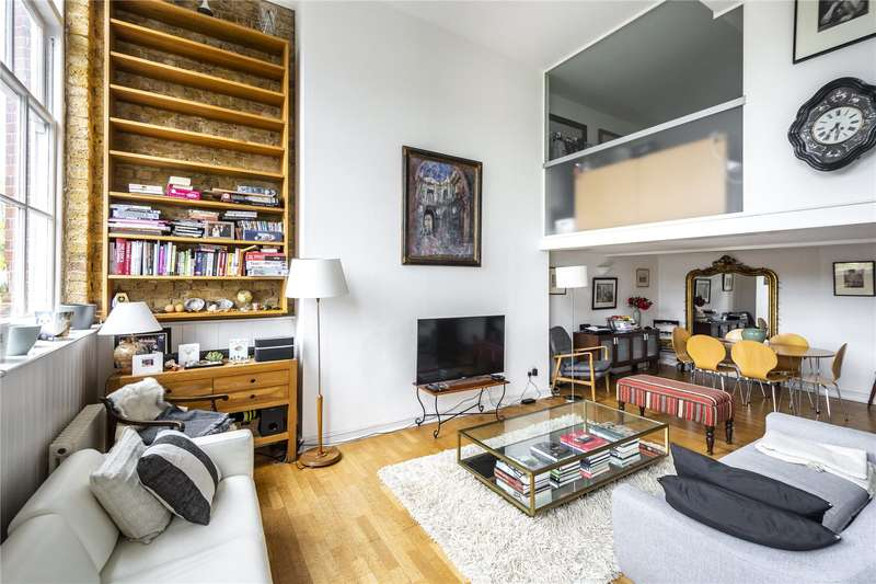 2 Bedrooms Flat for sale in Priory Grove School, 10 Priory Grove, London, SW8