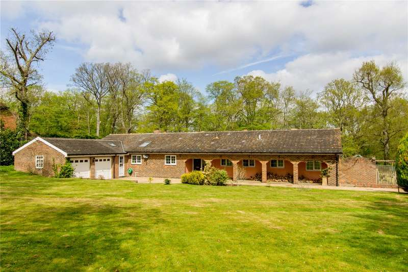 4 Bedrooms Detached Bungalow for sale in Sheepstreet Lane, Etchingham