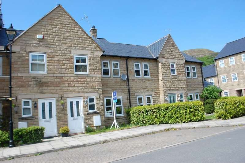 3 Bedrooms Terraced House for sale in Calico Crescent, Carrbrook, Stalybridge, SK15