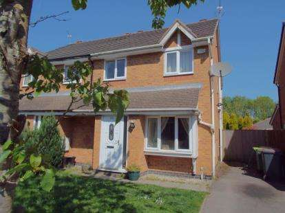 3 Bedrooms Semi Detached House for sale in Teil Green, Fulwood, Preston, Lancashire, PR2