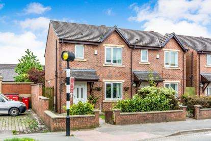 3 Bedrooms Semi Detached House for sale in High Street, Little Lever, Bolton, Greater Manchester, BL3