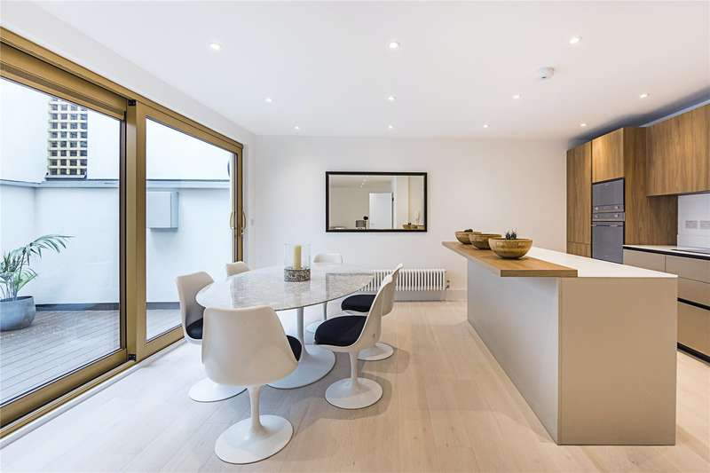 2 Bedrooms Flat for sale in Flat 4, 76 County Street, London, SE1