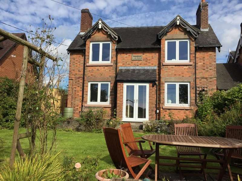 3 Bedrooms Detached House for sale in Church Lane, Mayfield, Ashbourne