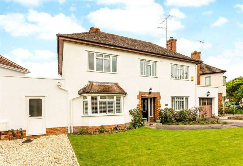 4 Bedrooms Detached House for sale in Bournside Road, Cheltenham, Gloucestershire, GL51