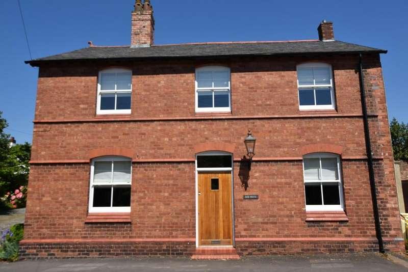 4 Bedrooms Detached House for sale in Pepper Street, Christleton