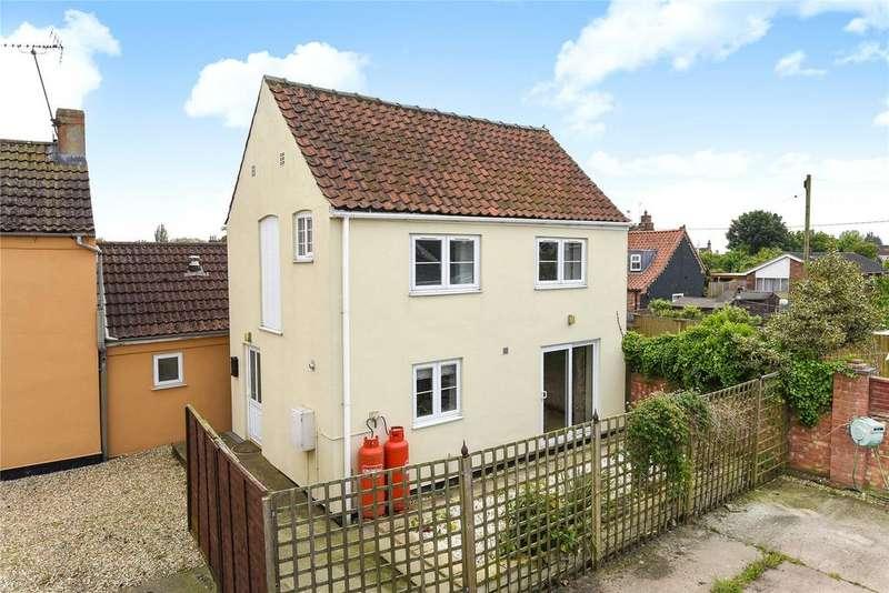 2 Bedrooms Detached House for sale in West Street, Billinghay, LN4