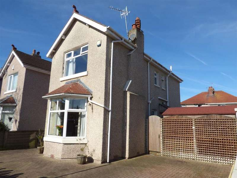 3 Bedrooms Semi Detached House for sale in Scott Avenue, Morecambe