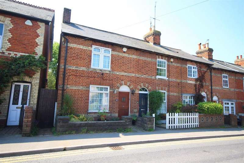 3 Bedrooms End Of Terrace House for sale in Waltham Road, Twyford, Reading