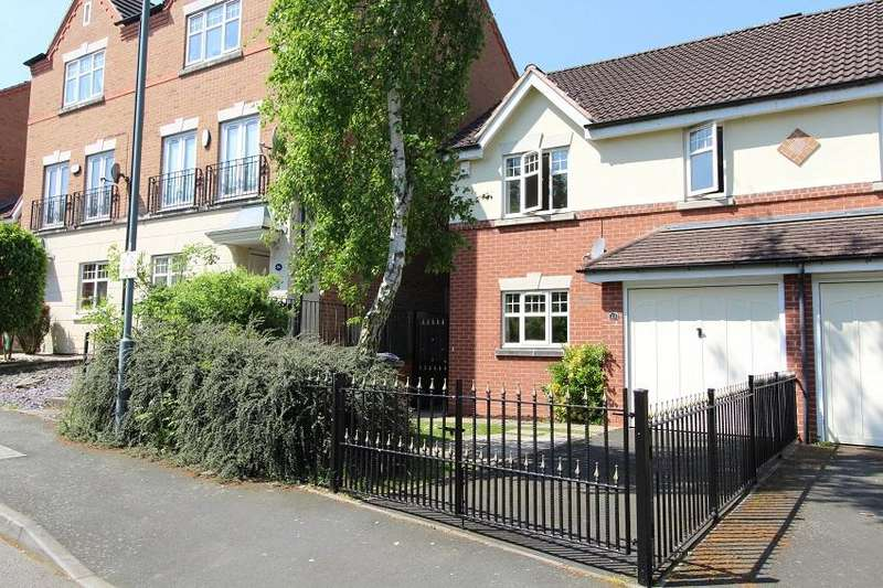 3 Bedrooms Semi-detached Villa House for sale in Oxford Way , Tipton , West Midlands DY4