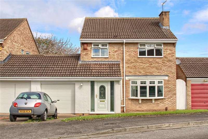 4 Bedrooms Detached House for sale in Trefoil Wood, Marton Manor