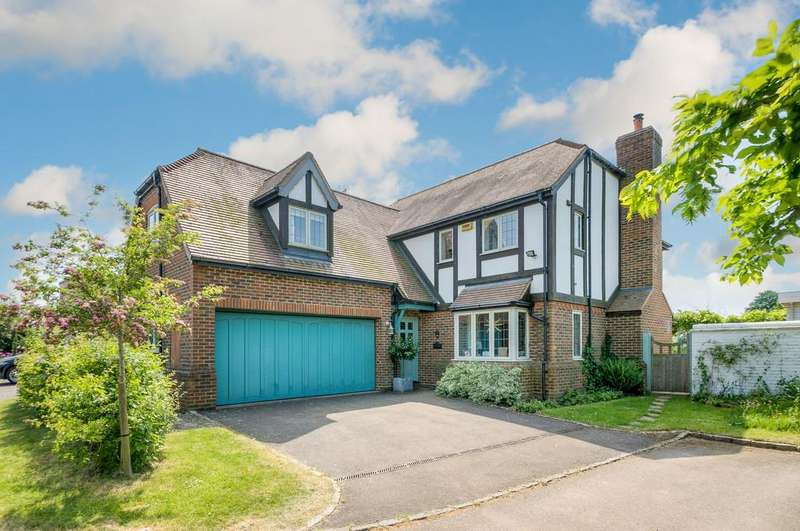 4 Bedrooms Detached House for sale in Back Lane, Tingewick