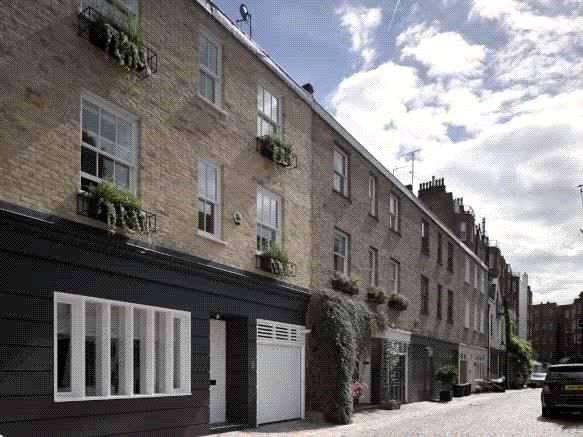 4 Bedrooms Mews House for sale in Hesper Mews, Earls Court, London, SW5