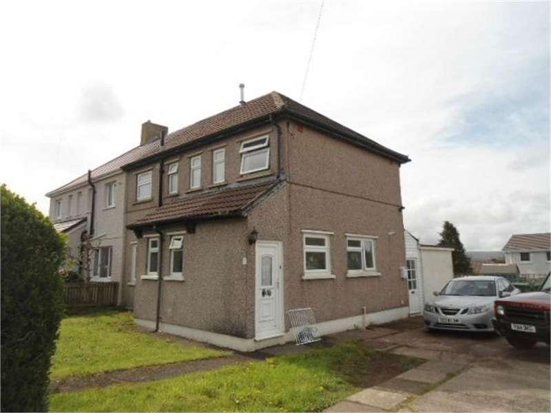 3 Bedrooms Detached House for sale in 1 Ty Gwyn Road, Varteg, PONTYPOOL, Torfaen