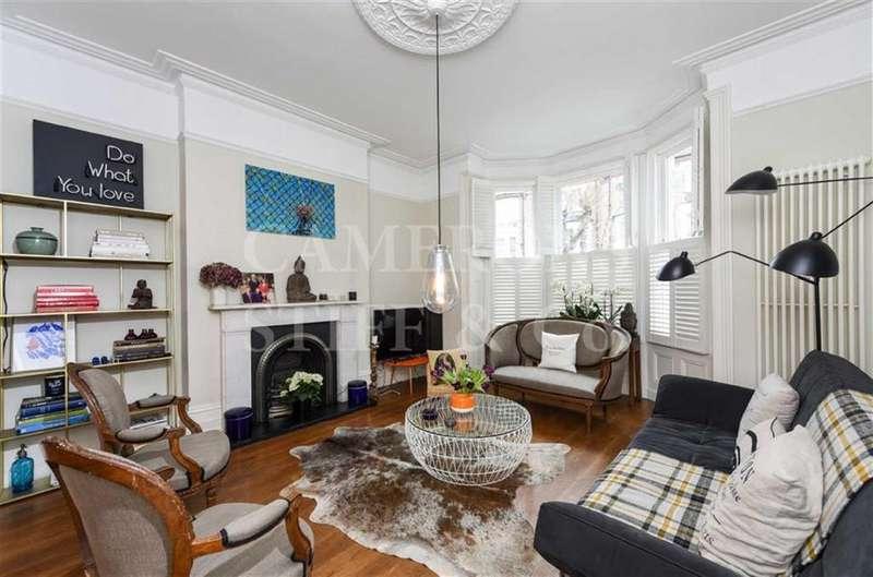 6 Bedrooms Terraced House for sale in Buckley Road, Kilburn, London, NW6