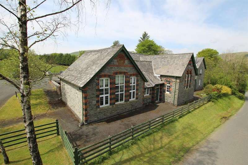3 Bedrooms End Of Terrace House for sale in Llanwrtyd Wells, Powys, LD5