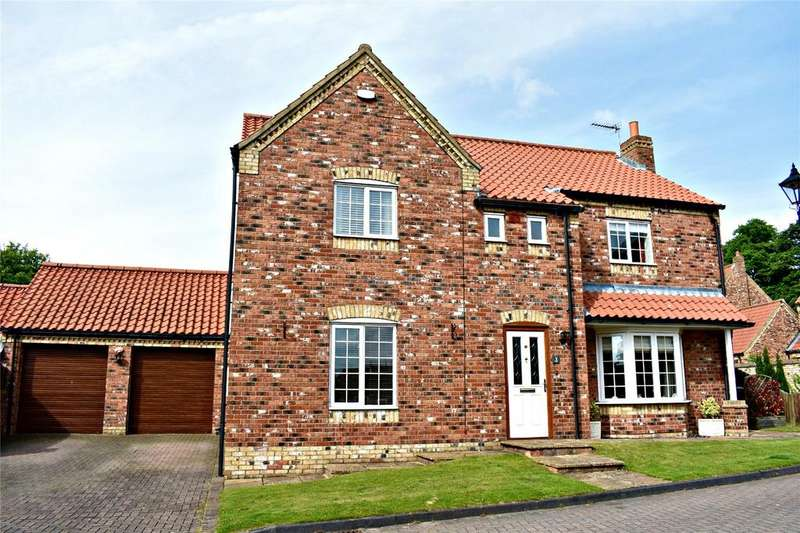 4 Bedrooms Detached House for sale in Bigby Green, Bigby, DN38