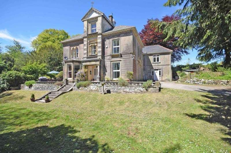 8 Bedrooms Detached House for sale in Liskeard, Cornwall, PL14