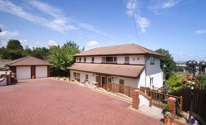 5 Bedrooms Detached House for sale in Old Barry Road, Penarth, Vale of Glamorgan, CF64