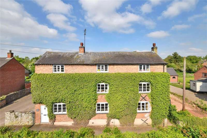 5 Bedrooms Detached House for sale in Page Lane, Diseworth, Derbyshire