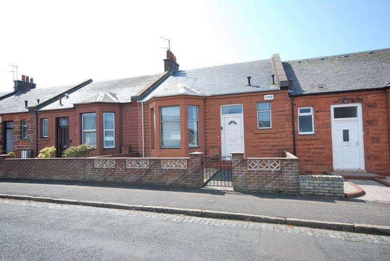 2 Bedrooms Terraced House for sale in 15 Ardlui Road, Ayr, KA8 8LU