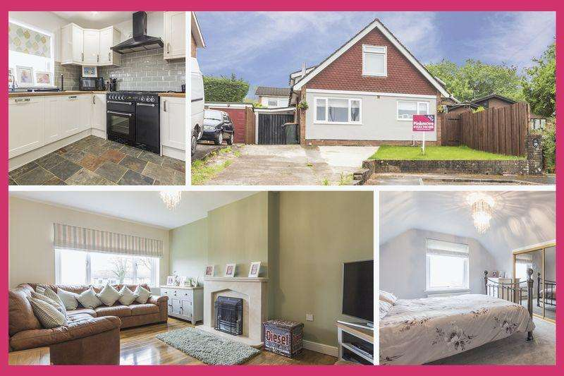 5 Bedrooms Bungalow for sale in Harrow Close, Newport - REF # 00004162