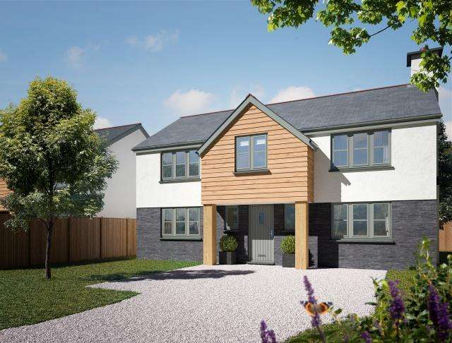 4 Bedrooms Detached House for sale in Trelights