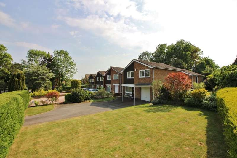 3 Bedrooms Detached House for sale in Park Hill, Kenilworth, CV8