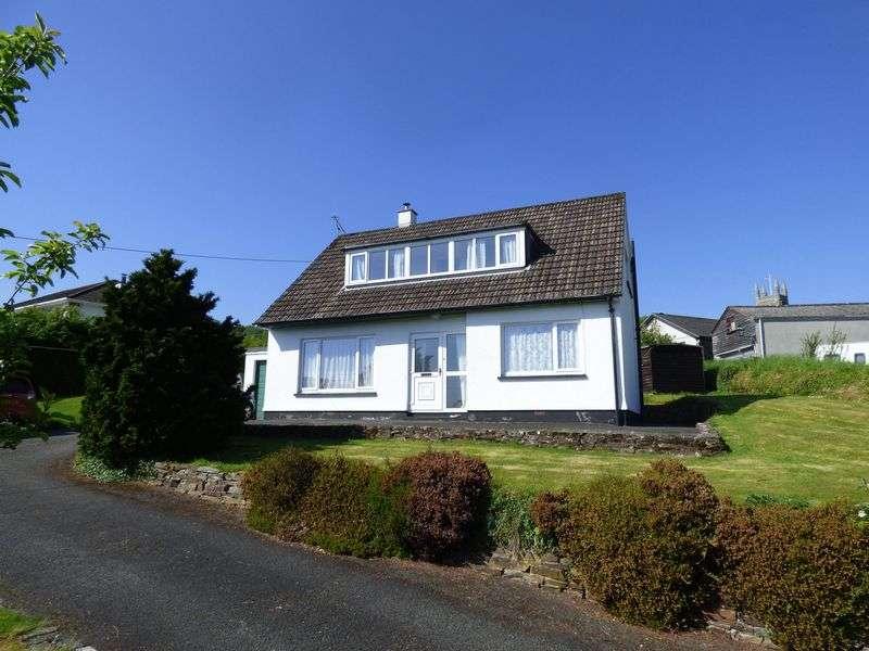 3 Bedrooms Property for sale in Lifton, Devon