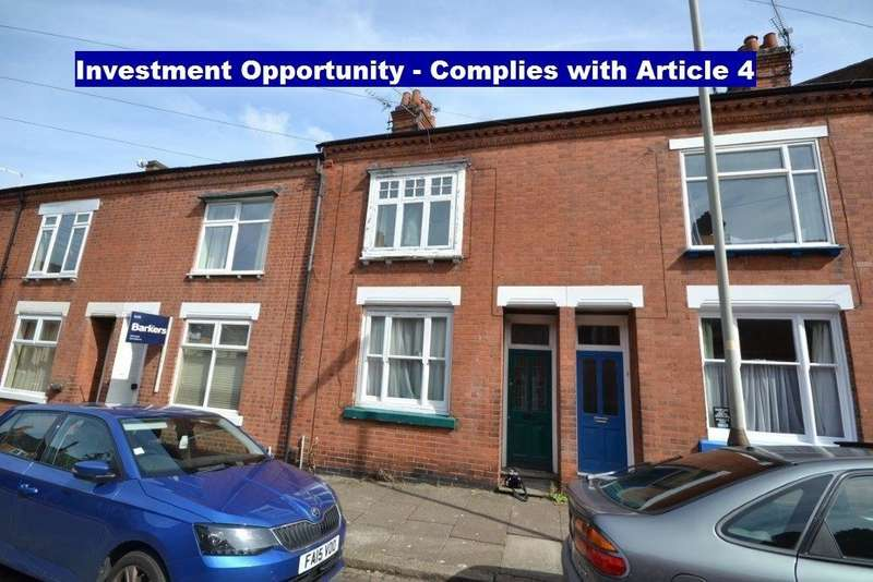 3 Bedrooms Property for sale in Hartopp Road, Clarendon Park, Leicester