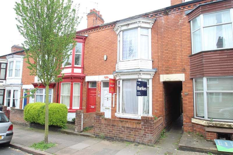 2 Bedrooms Property for sale in Barclay Street, West End, Leicester, Leicestershire