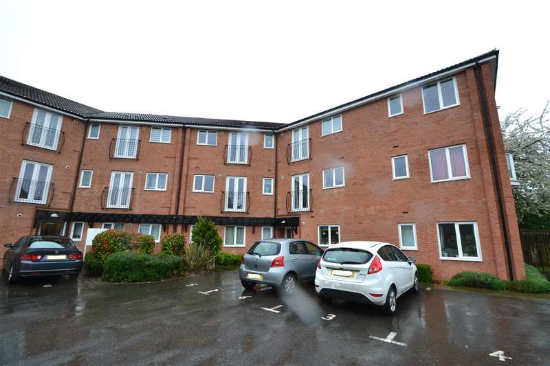 2 Bedrooms Apartment Flat for sale in Austwick Close, Beaumont Leys, Leicestershire