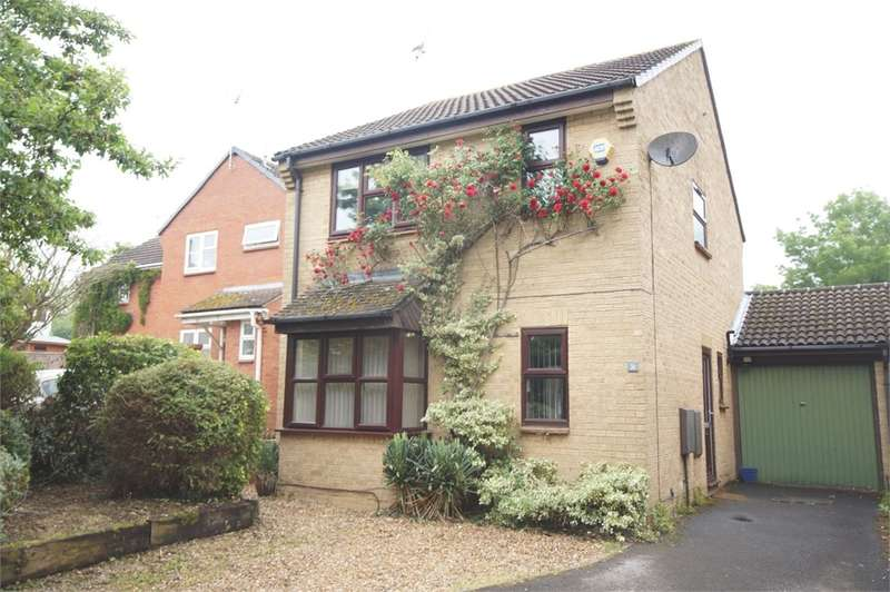3 Bedrooms Detached House for sale in Chatton Close, Lower Earley, READING, Berkshire