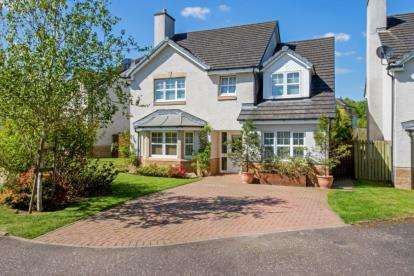 5 Bedrooms Detached House for sale in The Pheasantry, Alloa