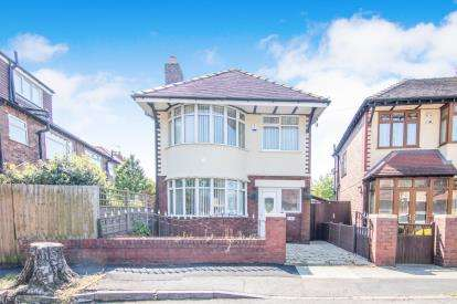 3 Bedrooms Detached House for sale in Brooklands Avenue, Waterloo, Liverpool, Merseyside, L22