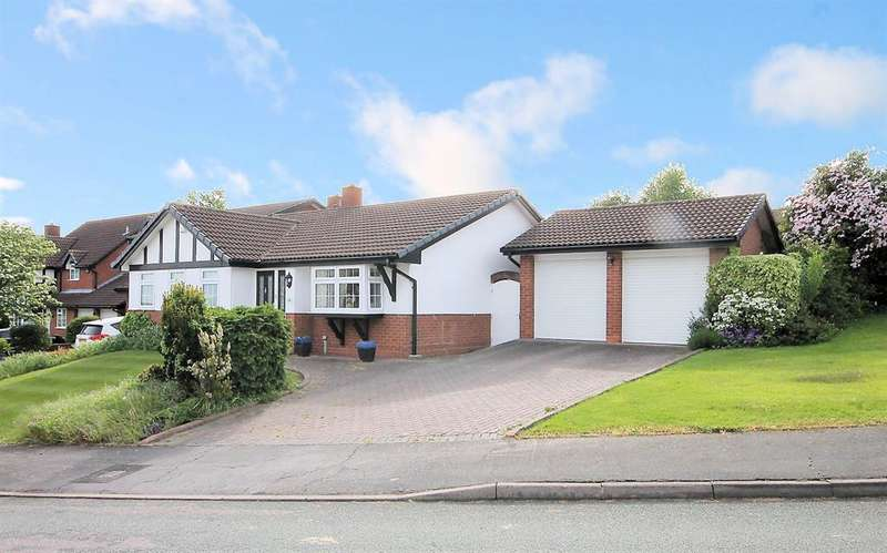 3 Bedrooms Detached Bungalow for sale in Broadlee, Wilnecote, Tamworth, B77 4PF